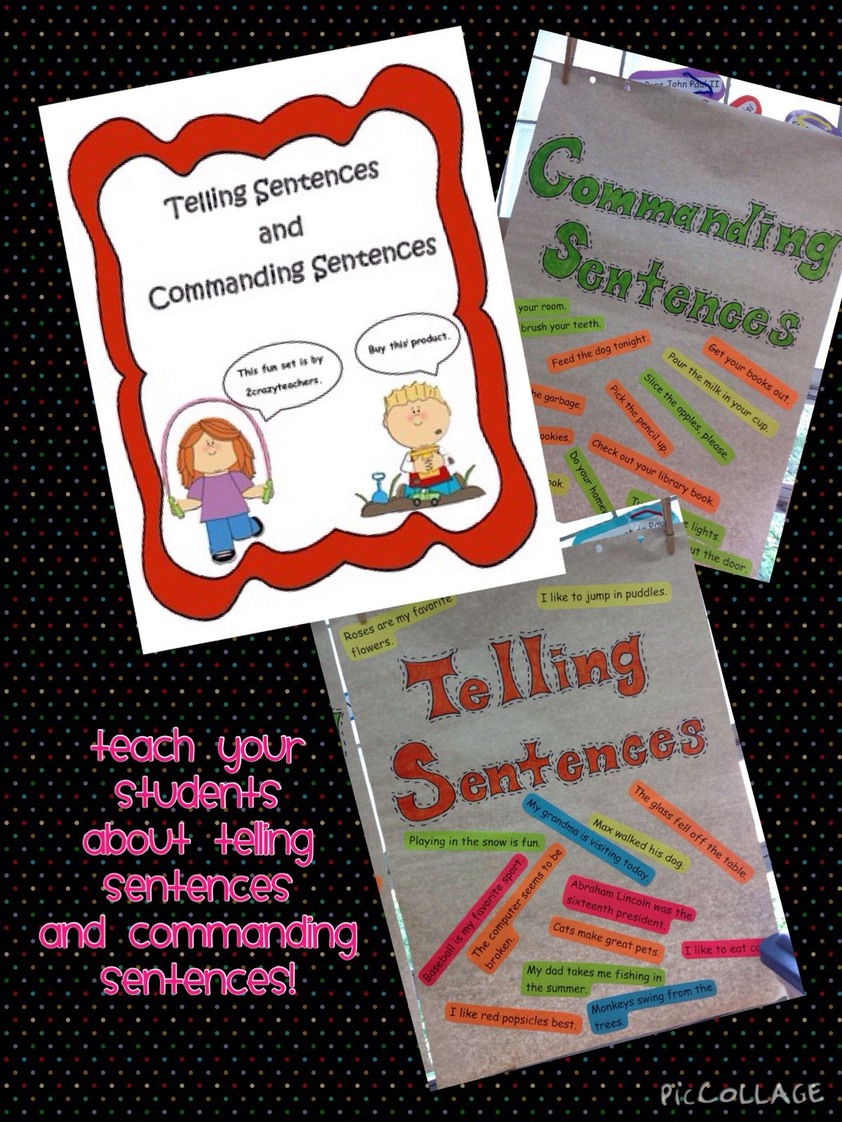 Need Some Reinforcement Activities For Your Students When