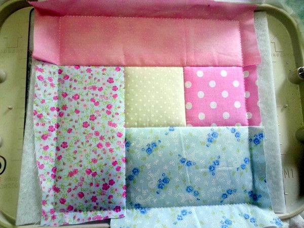 Ith Quilting Block 1 Scrap Quilt Patterns Crewel