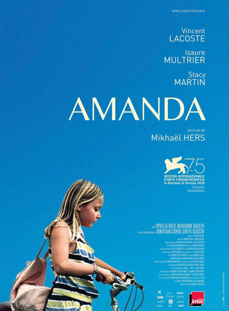 Amanda Plays Like A Gentler More Hopeful And Arguably Superior French Cousin Of Kenneth Lonergan S Manchester By Film Vincent Lacoste Regarder Film Gratuit