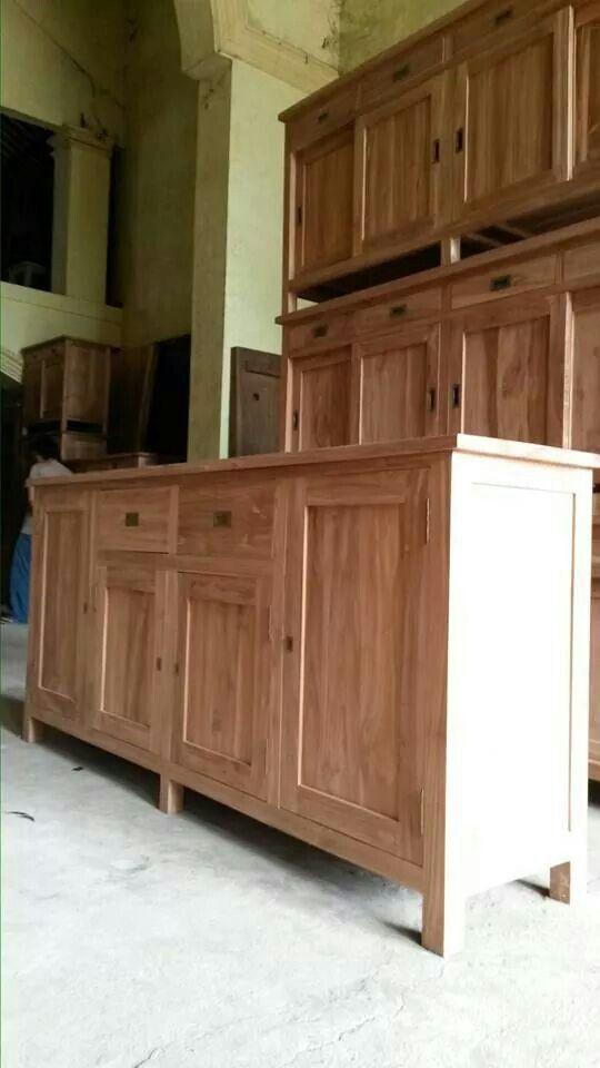 Ready Stock Minimalis Indoor Teak Furniture. Info Details Please Contact Us  : Besitua23@gmail