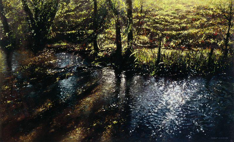 The River Churn — Robert Goldsmith