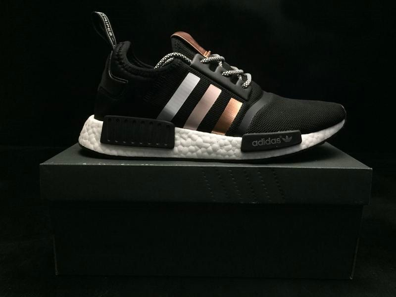 2018 Factory Authentic Unisex Adidas NMD R1 PK Boost Rose