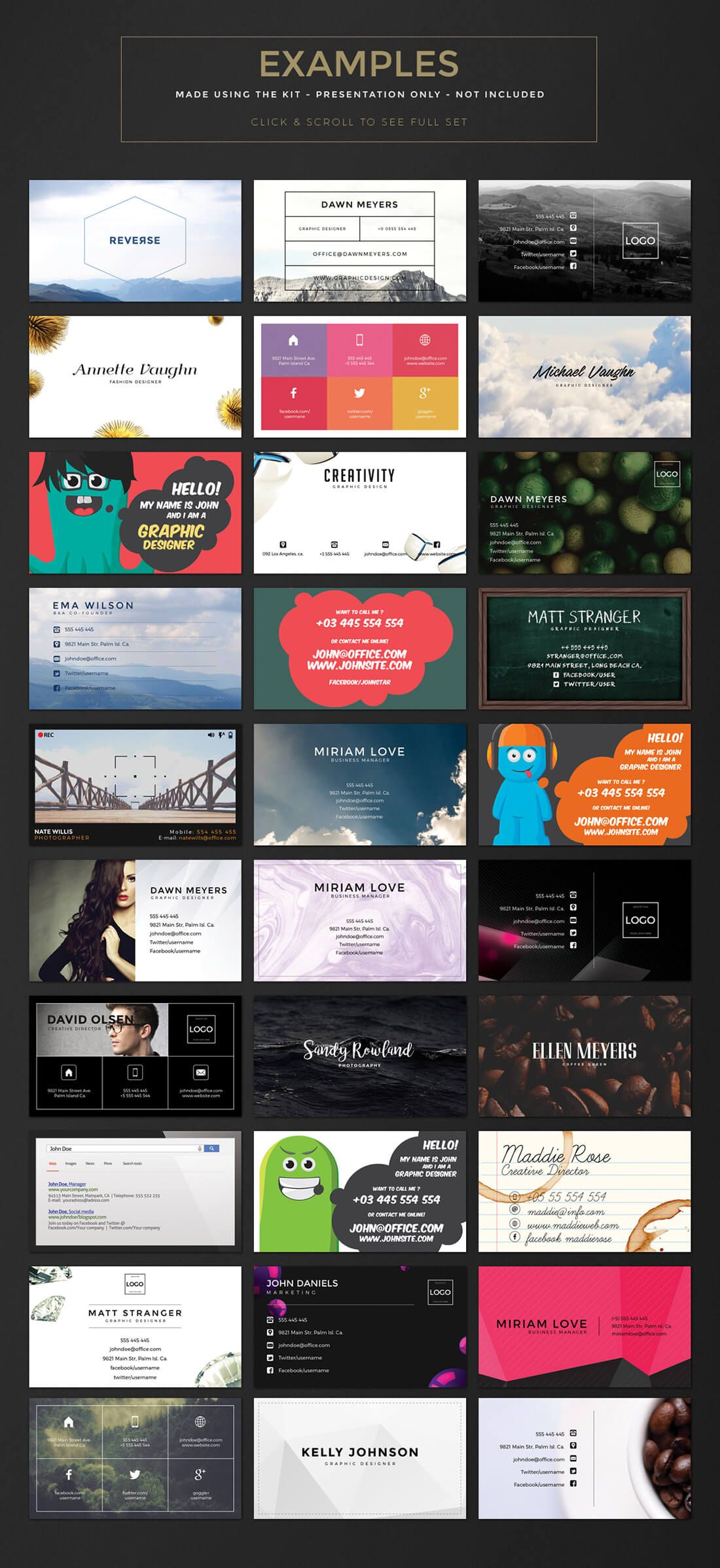 Robust business card creation kit from graphicdome only 9 robust business card creation kit from graphicdome only 9 mightydeals magicingreecefo Images