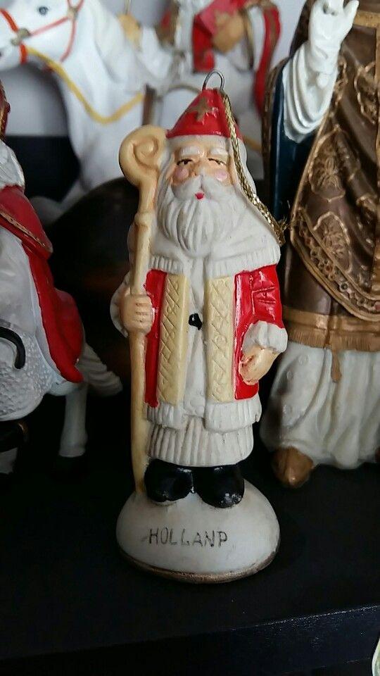 Sinterklaas verzamelaar  (mel)