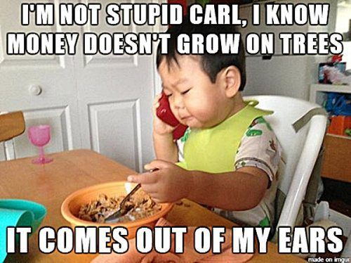 Meme Thechive Baby Jokes Funny Baby Memes Baby Memes