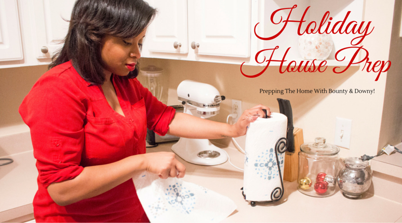- Holiday House Prep with Downy & Bounty! - #AD #Hostinghacks @costco