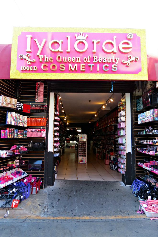 532635639028 The Santee Alley  Iyalorde Cosmetics and Beauty Supplies - discounted NYX