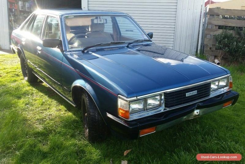 Car for Sale CORONA 5 DOOR LOFT BACK TOYOTA UNFINISHED