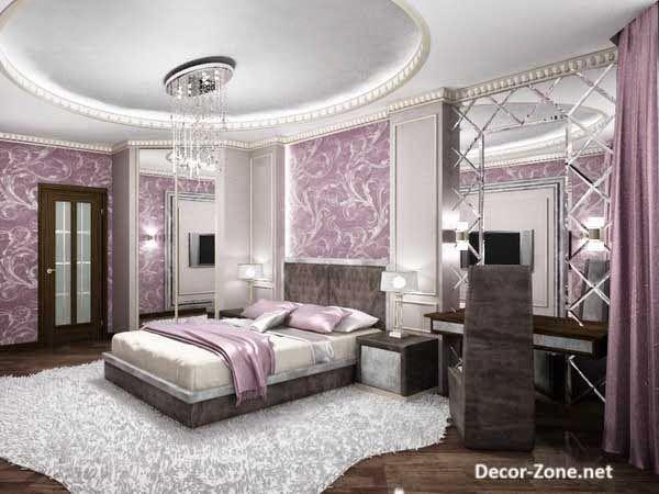 احدث البوم اسقف معلقة وجبس اضاءات modern bedroom ceili | Мои цели