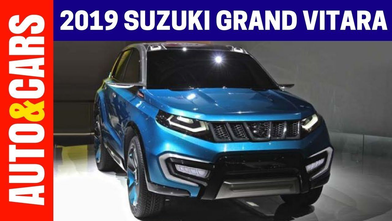 Suzuki Xl7 2019 Engine From 2019 New Suzuki Grand Vitara Redesign