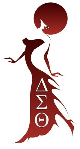 Delta Sigma Theta Clipart : delta, sigma, theta, clipart, Krystal, Delta, Sigma, Theta, Sorority,, Theta,