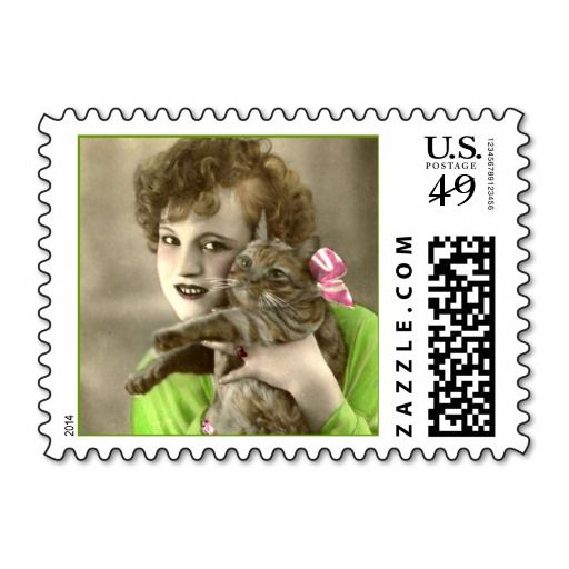 Vintage Woman with Cat Postage Yes I can say you are on right site we just collected best shopping store that haveDeals Vintage Woman with Cat Postage today easy to Shops & Purchase Online - transferred directly secure and trusted checkout...