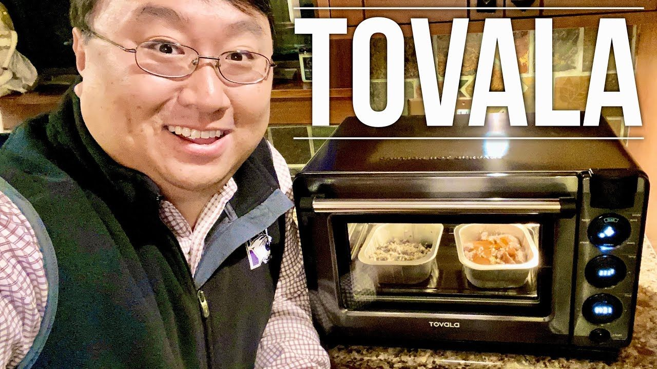 Tovala Premium Meal Delivery Service with a Smart Oven