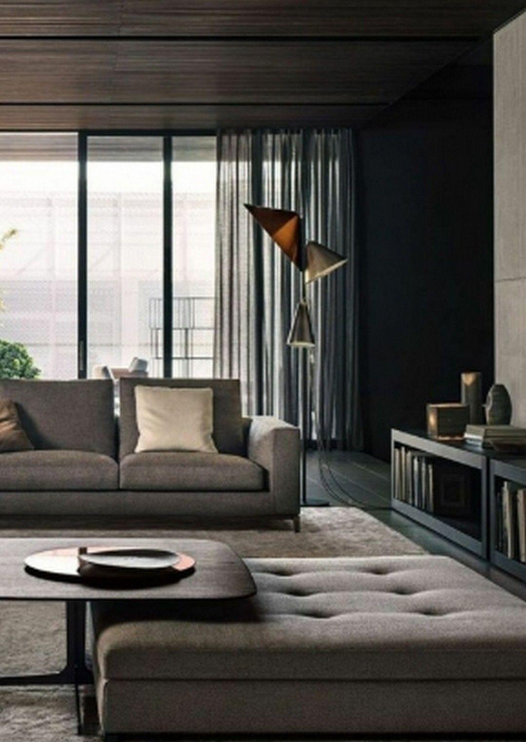 6 Minimalist Sofa Model Ideas For Modern Home Interiors in ...
