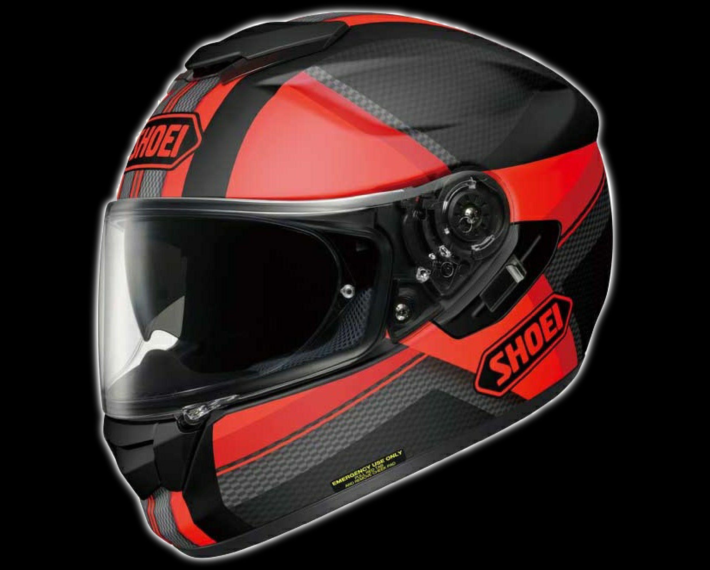 Shoei GTAir Exposure TC1 Matt Helmet Exposure TC1
