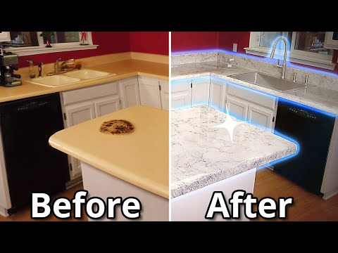 1042 How To Install Epoxy Over Old Countertops Ultimate Guide