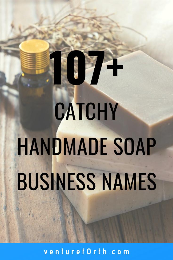 107+ Catchy Soap Business Name Ideas Memorable & Unique