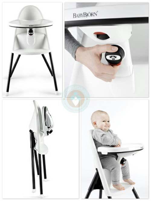 Babybjorn Highchair Appetite Banana Baby 239 Baby Bjorn