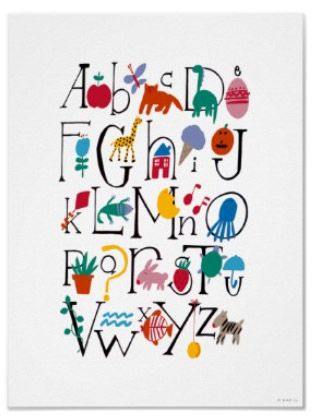 cute alphabet printable by hallmarkeveryday 9oct13 website accessed