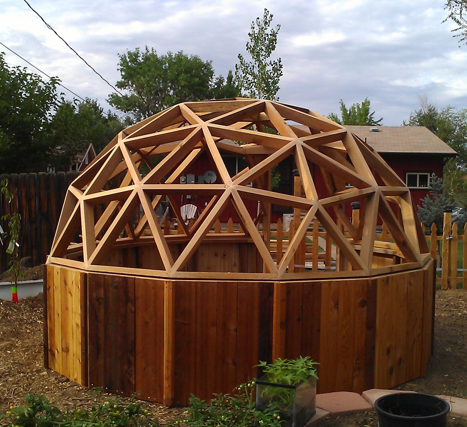 Dome Home Kits And Plans: Geodesic Dome Wood - Pesquisa Google