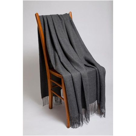 I pinned this Wilton Alpaca Throw in Heather Grey from the a & R Cashmere event at Joss and Main!