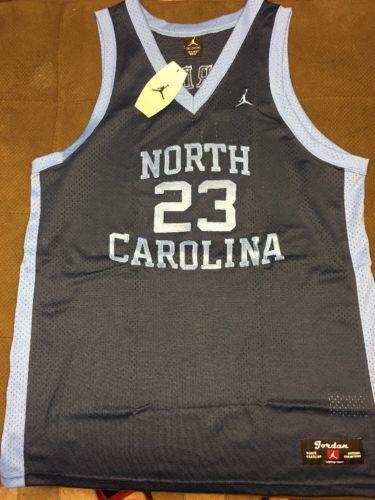 abf86f0921c Authentic Nike Michael Jordan North Carolina 1982 Championship Jersey SZ  2XL Ra