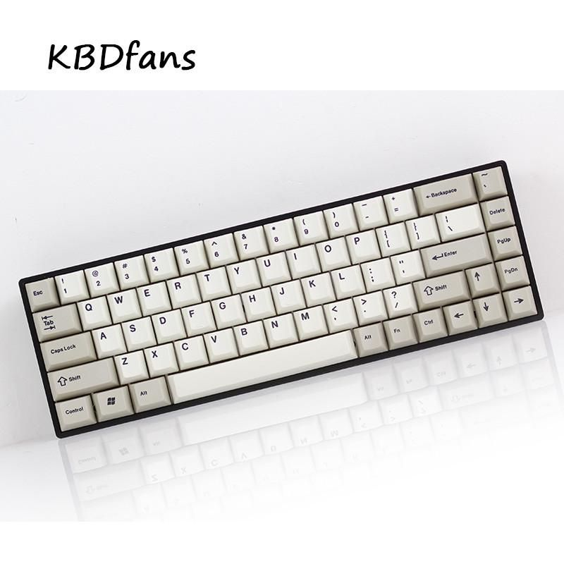 c370f3858cb Tada68 Mechanical keyboard gateron swtich 65% layout Dye-sub keycaps cherry  profils