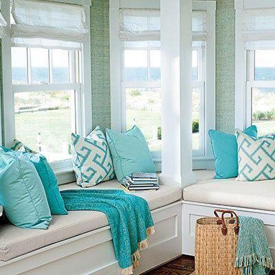 Beach Coastal Living Home Decor Sunroom Designs Home