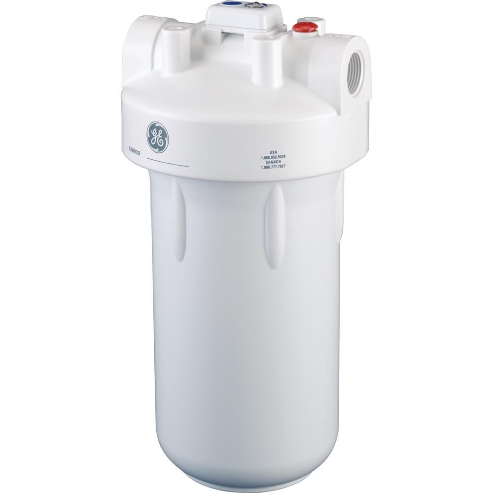Ge Whole House Water Filtration System And Filter Gxwh37f Home Water Filtration Water Filtration System Whole House Water Filter