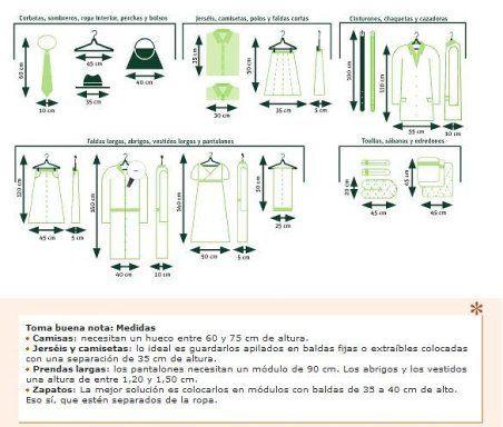 Distribuir vestidor decorar tu casa es - Distribuir armario empotrado ...
