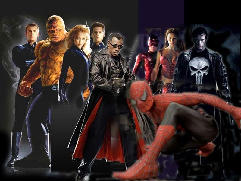 Marvel Movie Universe
