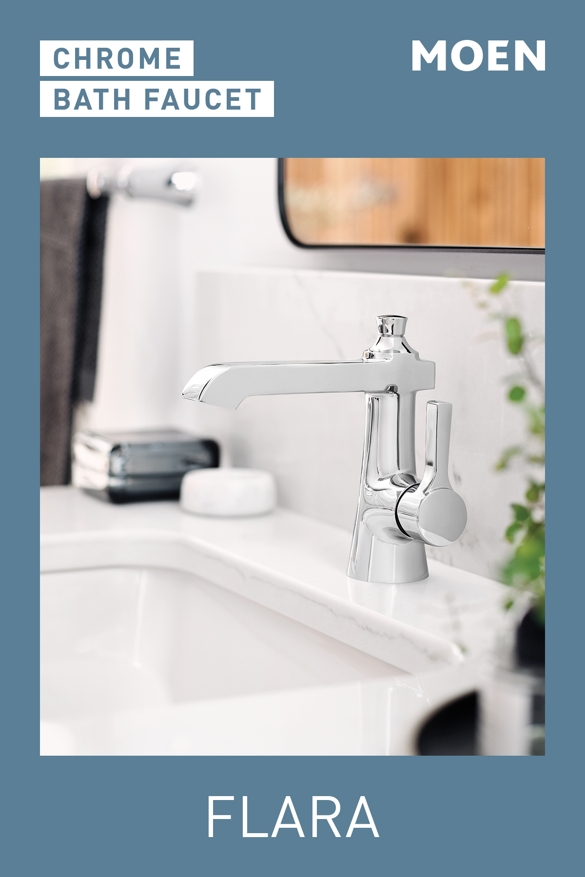 The Flara Single Handle Bathroom Faucet Combines Traditional Design And Modern Ed Restroom Renovation Single Handle Bathroom Faucet Bathroom Inspiration Modern [ 1800 x 1200 Pixel ]