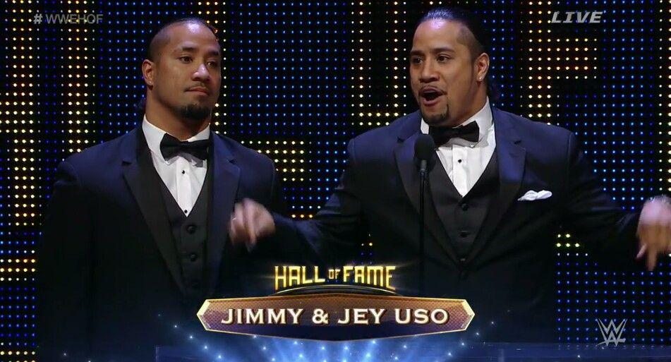 Jimmy & Jey USO