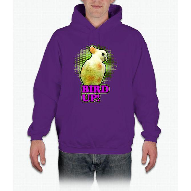 bird up Hoodie
