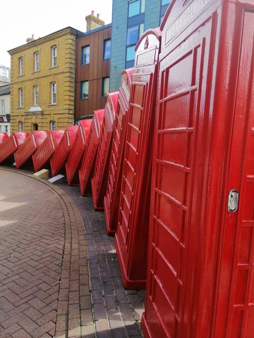#telephonebooth#kingstonuponthames#myshot#lina