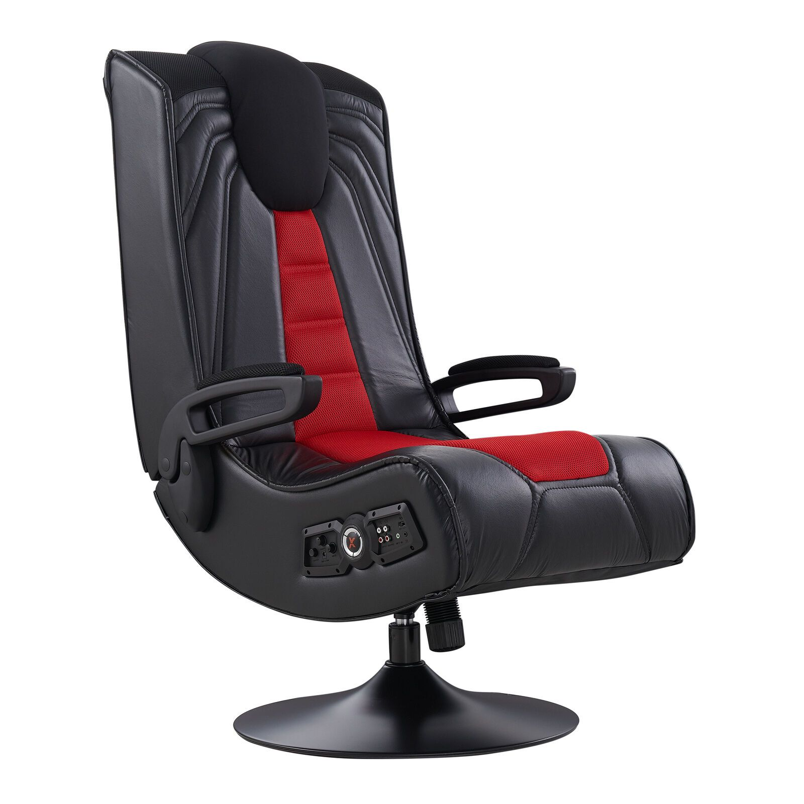 X Rocker Wireless Video Swivel Pedestal Gaming Chair Rocking With