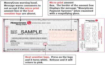 Moneygram Money Orders Money Template Money Order Order Cheque