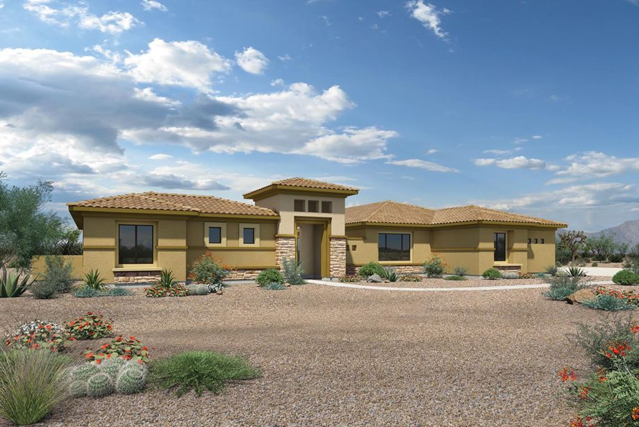 The Cholla Is A Luxurious Toll Brothers Home Design Available At Saguaro  Estates. View This