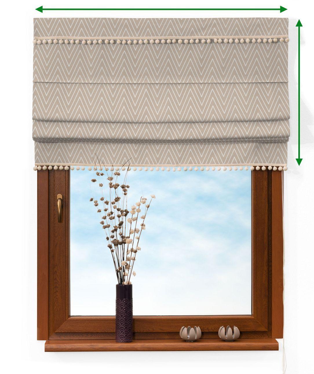 Raffrollo Statt Gardinen Und Jalousien Fur Schone Fenster