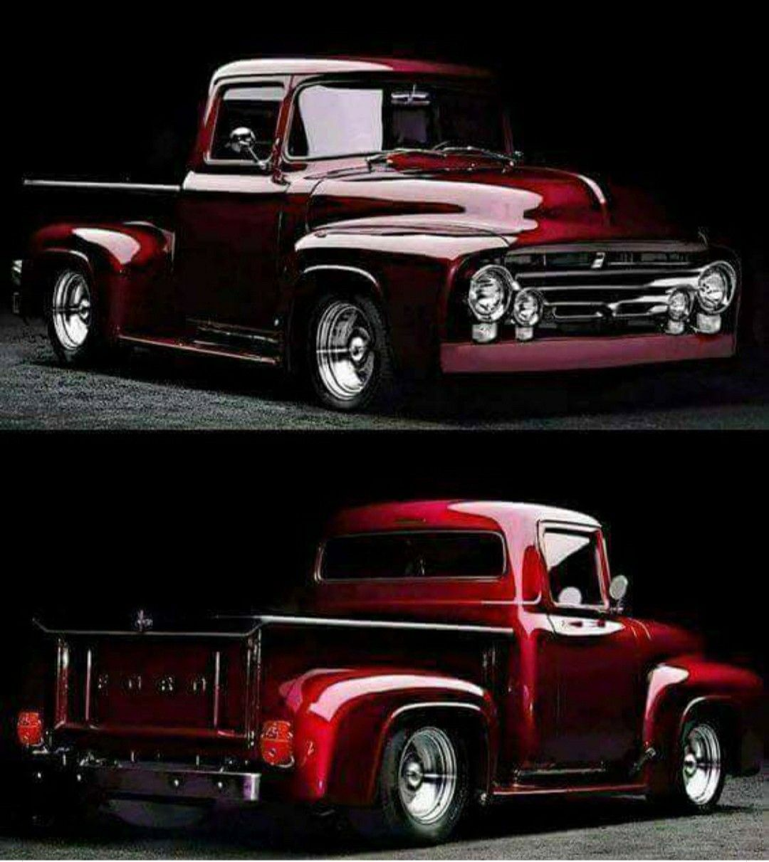 Love The Color Classic Chevy Trucks Vintage Trucks Ford Trucks