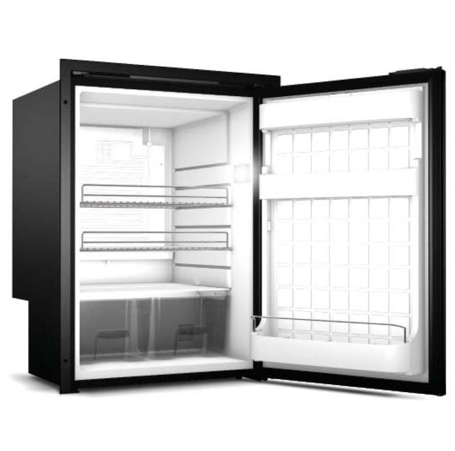 Vitrifrigo C115ibp4 F Rv Marine Electric Refrigerator 12v 120v 4 2 Cf Small Truck Camper Rv Shelf Dividers