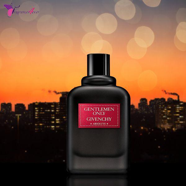 Givenchy Only Gentlemen Absolute Eau De Parfum Spray 33 Oz For Men