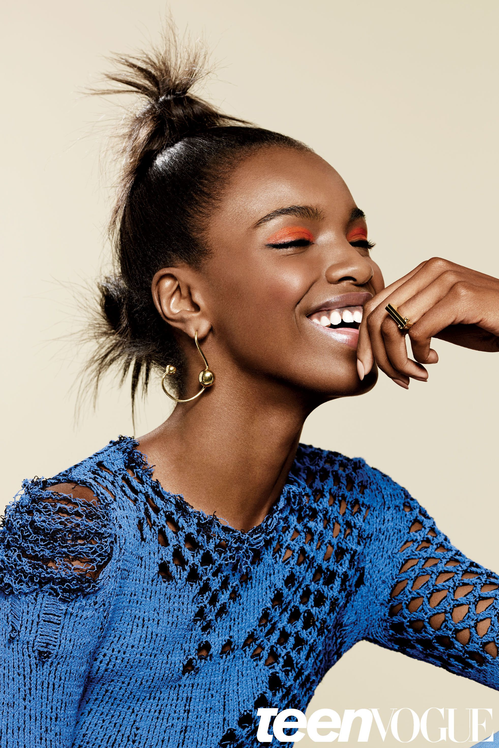 Lupita's and Beyonce's Makeup Artists Break Down Their