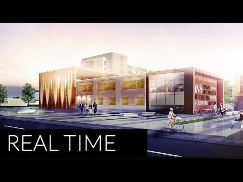 Interior Design Post Production Tutorial | Photoshop ...