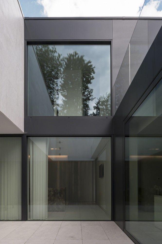 DM Residence   — CUBYC architects bvba