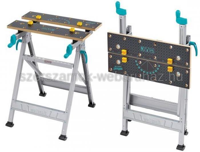 Master 200 Munkapad Wolfcraft Woodworking верстак