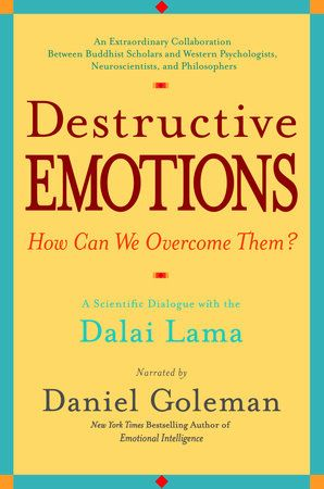 *Why do seemingly rational, intelligent people commit acts of cruelty and violence?    *What are the root causes of destructive behavior?    *How can we control the emotions that drive these impulses?    *Can we learn to live at peace with ourselves and others?    Imagine sitting with the Dalai Lama in his private meeting room with a smallgroup of world-class scientists and philosophers. The talk is lively andfascinating as these leading minds grapple with age-old questions ofcompelling contempo