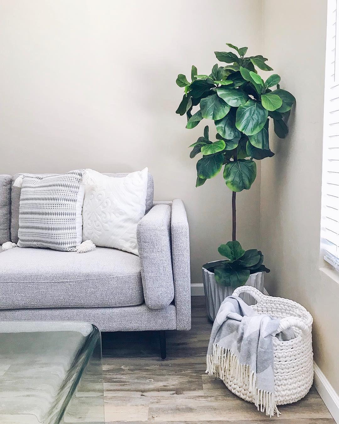 Jaimiecastro Makes The Aquarius Light Grey Sofa Look Minimalist And Cozy Light Gray Sofas Gray Sofa Living Spaces Furniture