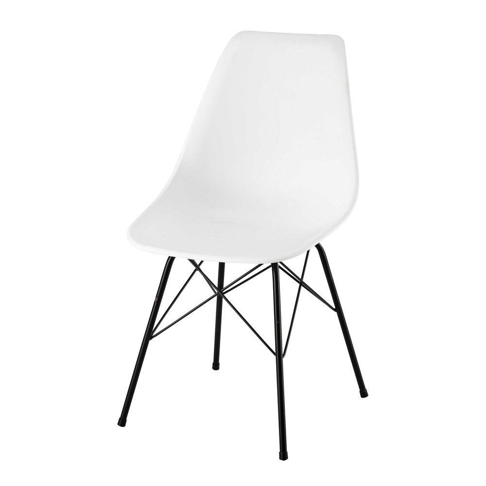 chaise en polypropyl ne et cardiff maison du monde maison eu pinterest. Black Bedroom Furniture Sets. Home Design Ideas