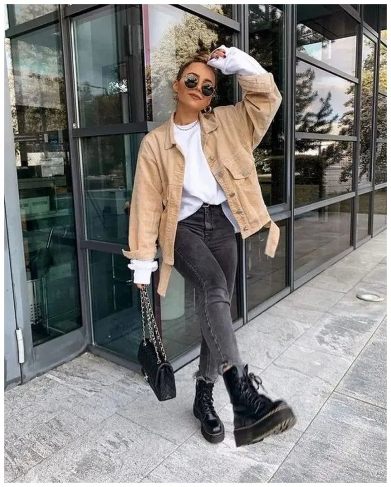 70+ Beautiful Fall Outfits You can't Ignore 2019 » GALA Fashion